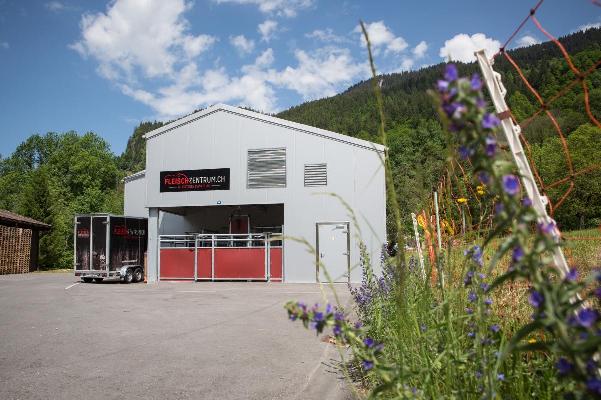 Fleischzentrum Klosters Davos