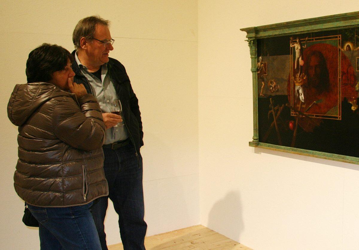 Ausstellung Zeitzeichen
