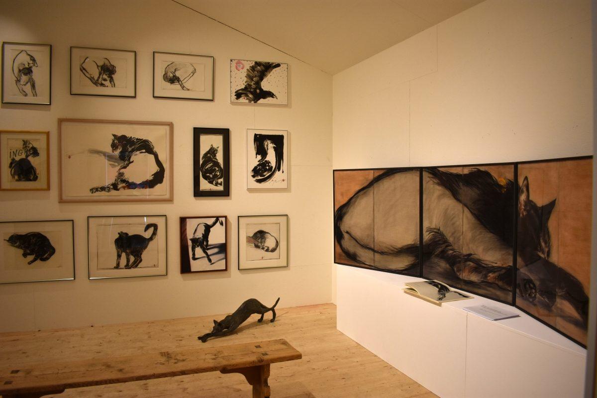 Kunstausstellung Sonja Knapp