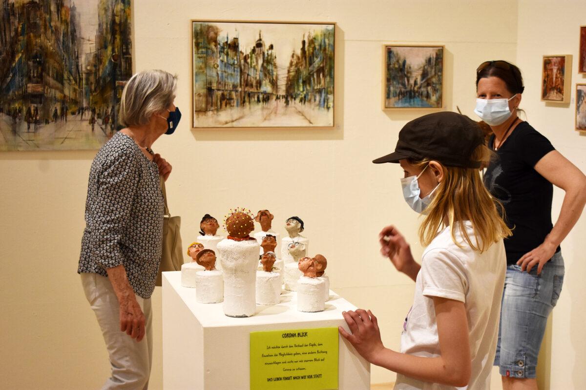 """Ausstellung Kulturstall """"ALLERLEI"""""""
